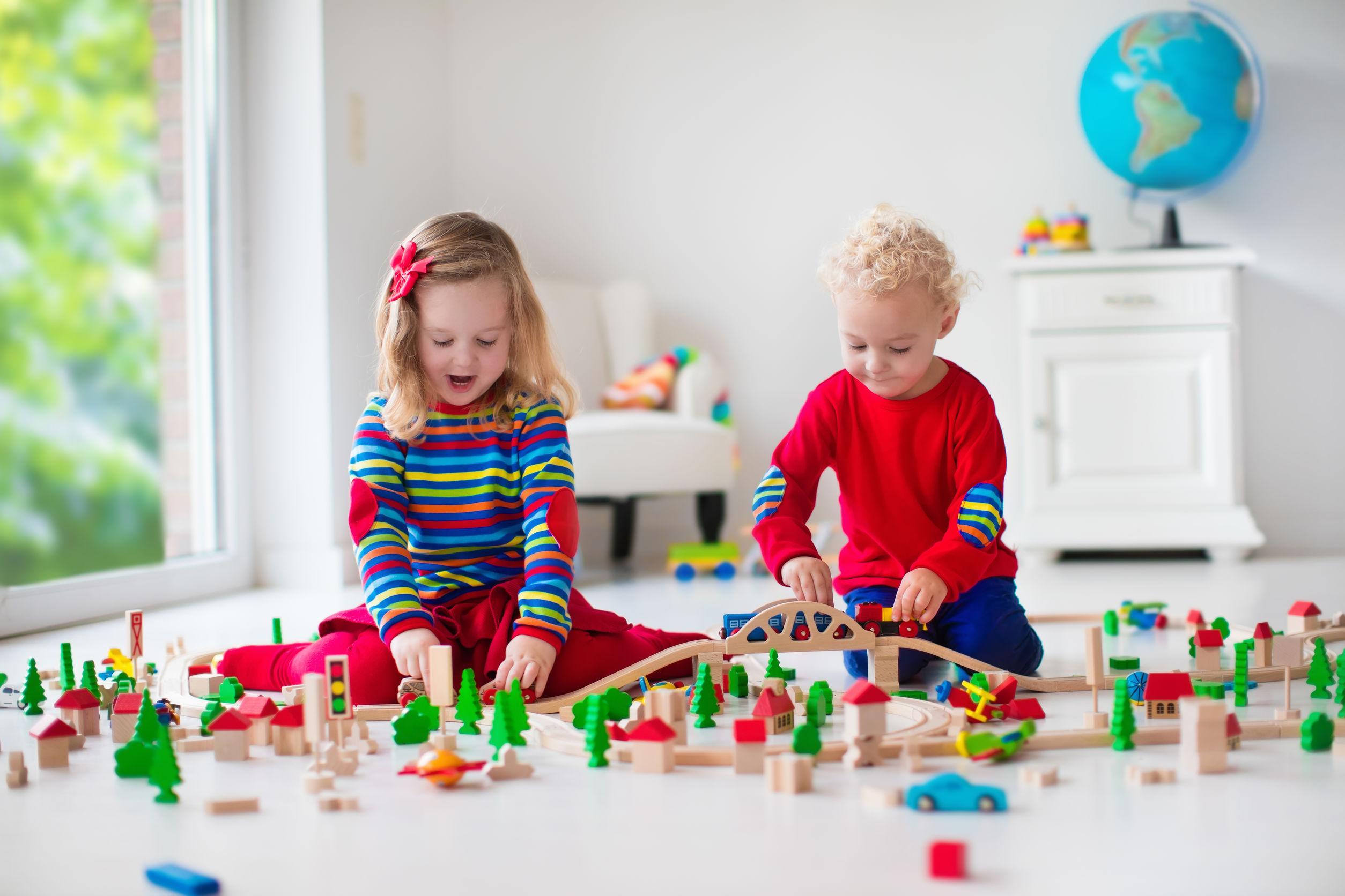 Juguetes para niños de dos años: ¿Cuál es el mejor del 2021?