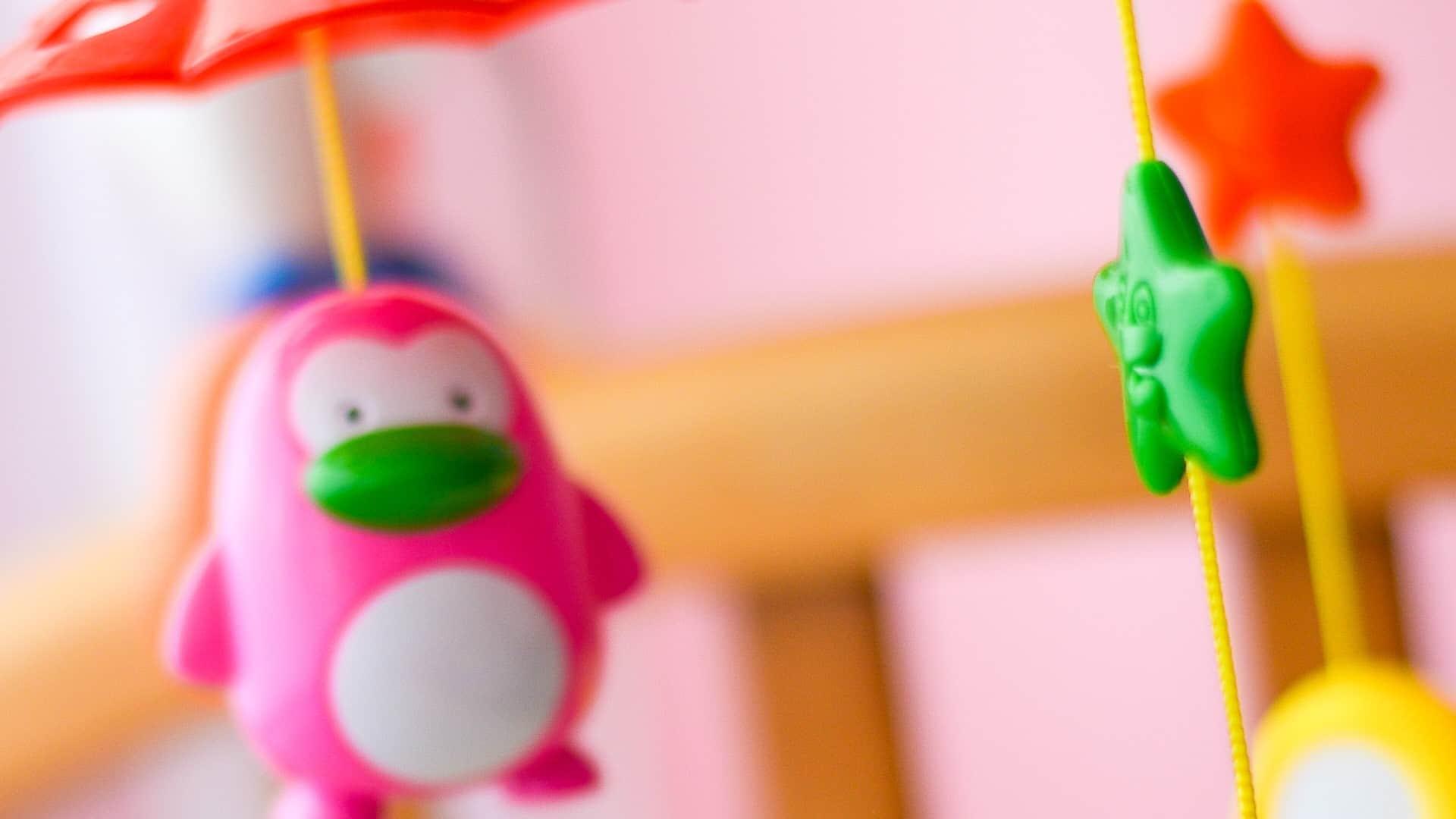 Móviles para bebés: ¿Cuáles son los mejores del 2021?